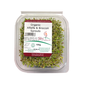 Alfalfa & Broccoli 100g