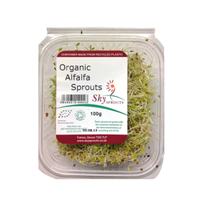 Alfalfa Sprouts 100g