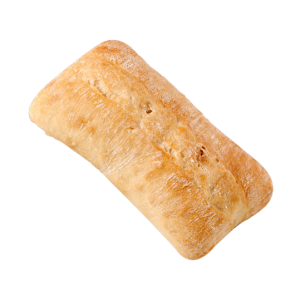 Ciabatta Roll 100g (x4)