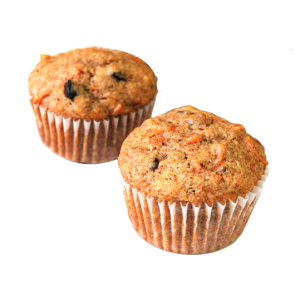Carrot & Seed Muffin