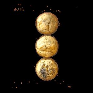 Lemon & Poppy Muffin